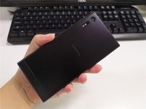 خرید گوشی سونی از علی اکسپرس Sony Xperia XZ F8331 Original Unlocked 5.2″ Quad Core 3GB RAM 32GB ROM 23MP LTE Fingerprint