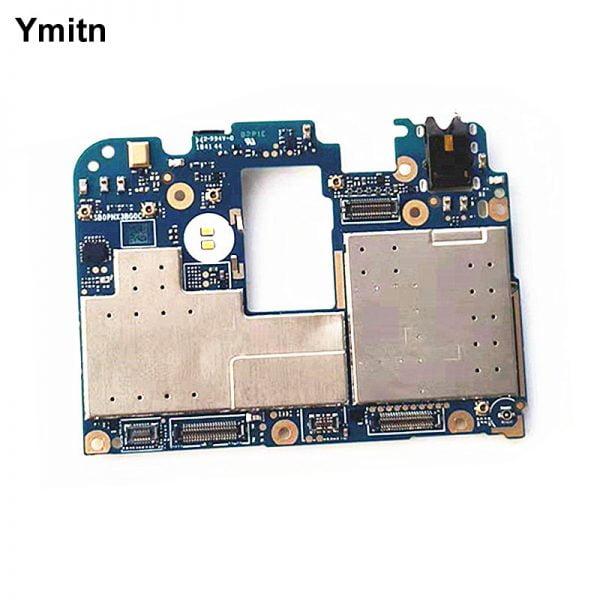 خرید مادربرد گوشی نوکیا Ymitn Unlocked Mobile Electronic Panel For Nokia 8.1 x7 Mainboard Motherboard Circuits Logic Board With