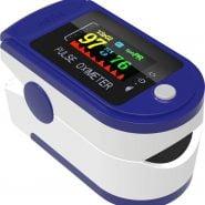 oximetro digital pulse oximeter finger oxygen pom JERRY-II blood pressure ponitor spo2 oximeter
