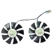 85MM GA91S2H GFY09010E12SPA PC Cooling fan Cooler Fan Replace For ZOTAC GTX 1060 AMP Edition GTX 1070 Mini Graphics Card Fans