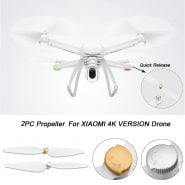 Drone accessories 1Pair Spare Parts CW/CCW Propeller For Xiaomi Mi 4K Version Parts RC Quadcopter Drone RC Parts
