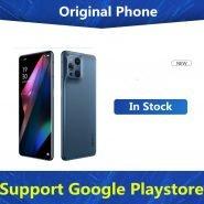 خرید گوشی اوپو از علی اکسپرس In Stock Oppo Find X3 Pro 5G Smart Phone Android 11.0 6.7″ AMOLED 120HZ Screen Fingerprint Snapdragon 888