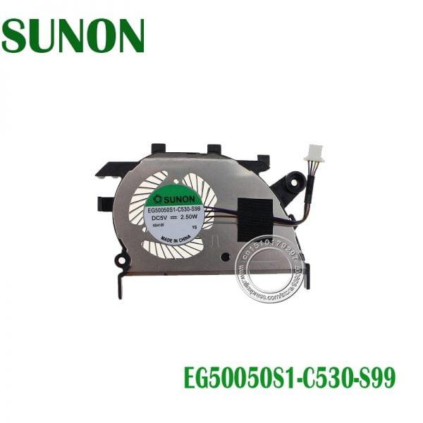 خرید فن سی پی یو لپ تاپ ایسر Laptop CPU Cooling Fan for ACER R7-371 R7-371T cpu cooling fan 5V 2.5W EG50050S1-C530-S99 f