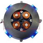Load 500G netic Levitation Module netic Levitation Platform Power Supply US Plug