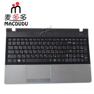 New-For-Samsung-300E5A-305E5A-NP300E5A-NP300E5C-RU-Keyboard-With-Palmrest-Touchpad