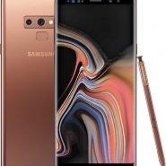 Samsung Galaxy Note9 Note 9 Dual Sim N9600 512GB ROM 8GB RAM LTE Octa Core 6.4″ NFC Original Unlocked Snapdragon 845 Cell Phone