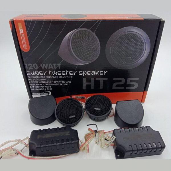 Speaker Component High Power 120W 4 ohm Car Silk Diagram Stereo Dome Tweeter Treble Haut Parleur Voiture Crossover Divider