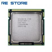 خرید سی پی یو اینتل از علی اکسپرس used Intel Core i7 870 Processor Quad Core 2.93GHz 95W LGA 1156 8M Cache Desktop