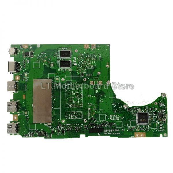خرید مادربرد لپ تاپ از علی اکسپرس with 8GB RAM i5-6200 cpu For Asus K401UB K401U A401UB K401UQ K401UB laptop motherboard tested 100%