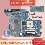 خرید مادربرد لنوو از علی اکسپرس 10290-2 48.4PA01.021 LZ57 MB Notebook Mainboard For LENOVO V570 B570 Z570 PGA989 Laptop Motherboard 9000069 HM65 DDR3
