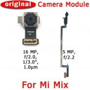 خرید دوربین گوشی می میکس 2Original Front Rear Back Camera For Xiaomi Mi Mix 2 2s 3 Mix2 Mix2s Mix3 Main Facing Camera Module Flex
