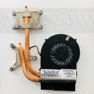 خرید فن لپتاپ اچ پی از علی اکسپرس Original for HP Pavilion DV6 DV7 dv7-4000 DV6-3000 Cooling Heatsink and Fan 622033-001 637610-001 3MLX6TATP80