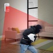 سنسور دزدگیر 2pc/4pc Lot KERUI 433Mhz Wireless Intelligent PIR Motion Sensor Detector For GSM PSTN Home Alarm System