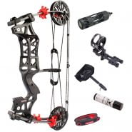 30-60 Lbs. M109e Bow Set Compound Archery Bow Pulley Compound 320fps Speed Adjustable Bow Pulley Outdoor Archery
