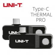 UNI-T Thermal Camera UTi120 Mobile Phone Thermal Imager for Phone for Android Type-C Detect Water Pipe Floor Heating
