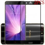 خرید گلس زد تی ای 2PCS Full Cover Tempered Glass For ZTE Nubia Z17 Mini S Screen Protector protective film For Nubia Z17 Mini S glass