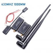 3DR 100MW/500MW Radio Telemetry 433Mhz 915Mhz Air and Ground Data Transmit Module with OTG cables for APM 2.8 /Pixhawk 2.4.8
