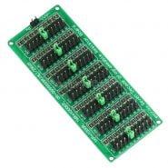 7 Seven Decade 1R – 9999999R Programmable Adjustable SMD Resistor Slide Resistor Board Step Accuracy 1R 1% 1/2 Watt Module 200V