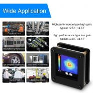 AMG8833 IR 8*8 Infrared Thermal Imager Array Temperature Sensor 7M Farthest Detection Distance with Housing