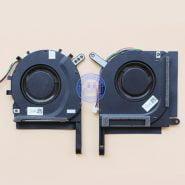 GPU CPU For ASUS TUF Gaming A15 FA506 FA506Q Cooling Fans FA506QM FA506QR FA706Q FA706QN Cooler Radiator replacement laptop part