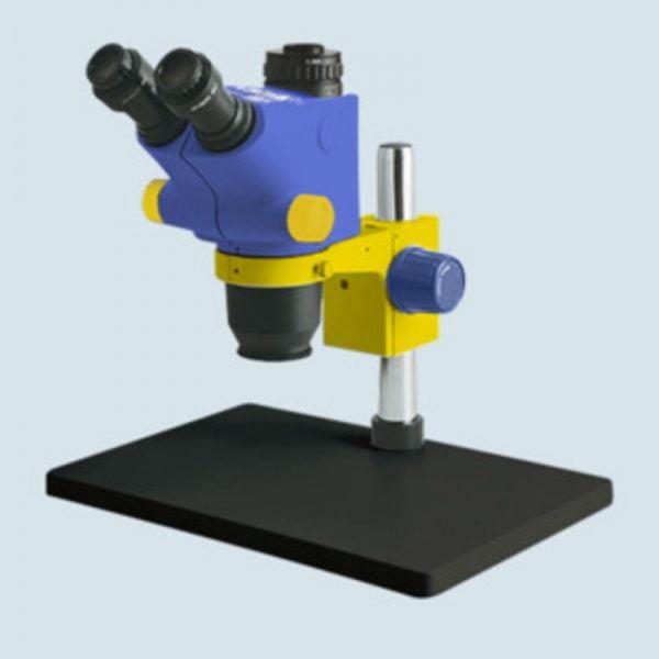 Mechanic D65T Digital Para Electronica Soldering Microscope Camera Optical Objective 6.5X-65X Continuous Multiplier Microscopio