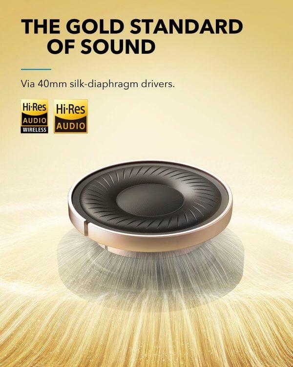 خرید هدفون از علی اکسپرس Original Soundcore Life Q35 Wireless Headset Active Noise Cancellation Bluetooth Headphone ANC Long Playtime LDAC HiRes