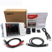 UNI-T UTG932E UTG962E Function/Arbitrary Waveform Generator DDS Support Frequency Sweep Output Gerador De Audio радиоприёмник