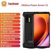 """خرید گوشی یولفون آرمور 13 از علی اکسپرس Ulefone Power Armor 13 13200mAh Rugged Smartphone 8GB 256GB Android 11 Waterproof Smartphone 6.81""""Mobile Phone NFC Google Play"""
