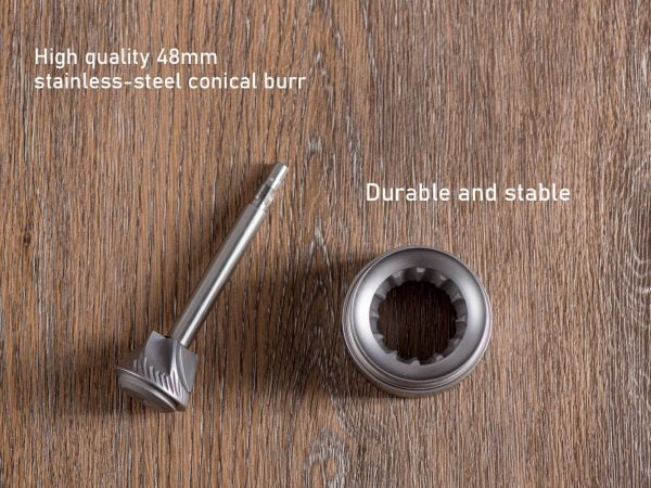 1zpresso JX PRO Manual Coffee Grinder Hand Coffee Mill 48mm Conical Burr For Pour-over & Espresso кофемолка кофемолка ручная