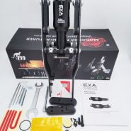2021 Monorim MXE VS Front Air Suspension Upgrade for Ninebot Max G30/G30D Electric Scooter Modified Shock Absorber Kit