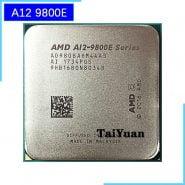AMD A12-Series A12-9800E A12 9800E A12 9800 E 3.1 GHz Quad-Core CPU Processor AD9800AHM44AB/AD980BAHM Socket AM4 satmak A12 9800