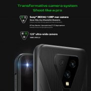 خرید گوشی بلک ویو از چین Blackview BL5000 Dual 5G Smartphone IP68 Waterproof 30W Fast Charge Rugged Gaming Phone 8GB 128GB 4980mAh