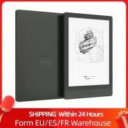 خرید کتابخوان از علی اکسپرس Boox Poke 3 Ereader 6.0 inch E-lnk Display Tablet электронная книга 1488×1072 300dpi 2 32GB BT 5.0 WIFI Front Light Ebook Reader