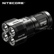 Factory Price Nitecore TM28 Tiny Monster CREE XHP35 HI LED Rechargeable Searchlight 6000 Lumens Flashlight with OLED Display