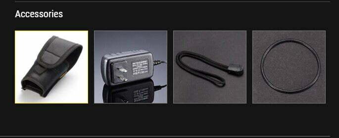 Nitecore TM28 6000 Lumens Flashlight (30)