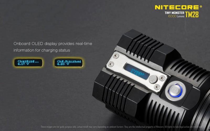 Nitecore TM28 6000 Lumens Flashlight (21)