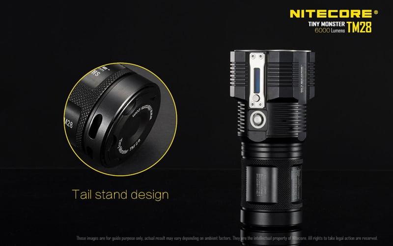 Nitecore TM28 6000 Lumens Flashlight (24)