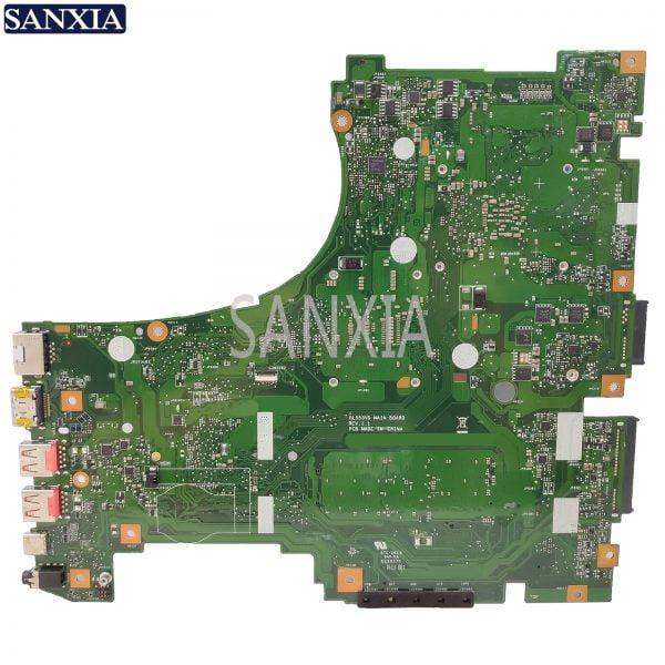 KEFU GL553VD Laptop motherboard for ASUS ROG Strix GL553VD GL553VE FX53VD ZX53V GL553V original mainboard I7-7700HQ GTX1050-4G