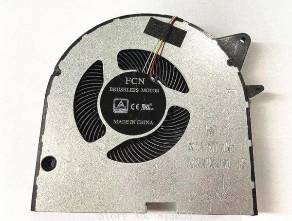 New Laptop CPU GPU Cooling Fan for Lenovo Legion Y540P Y545 Y7000P Y7000P-2019 GTX1050Ti GTX1660Ti
