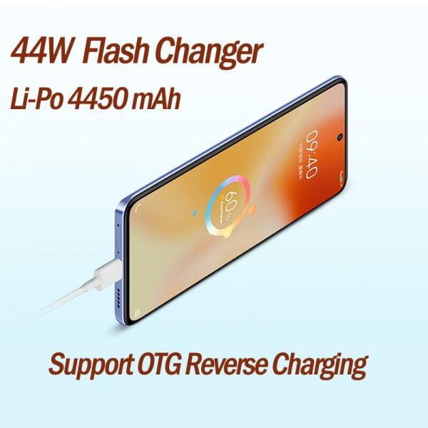 خرید گوشی ویوو New Original ViVO X70 Pro 5G Smartphone 6.56inch AMOLED Exynos 1080 Google Play 120Hz NFC 50MP Camera 12GB RAM 4450 MAh