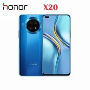 Original New Official Honor X20 5G Cell Phone MTK Dimensity 900 6.67inch LCD 64MP Camera 4300Mah 66W Fast Charger Android 11